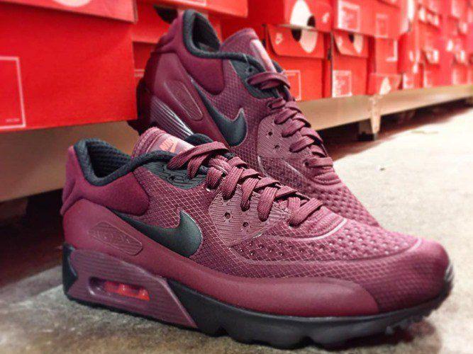 Nike Air Max 90 Midnight Maroon