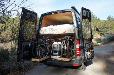 Van Life Diy CamperBuild