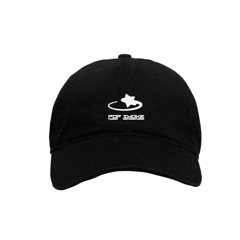 Pop Smoke Store Official Merch Vinyl Dad Hats Hats Merch