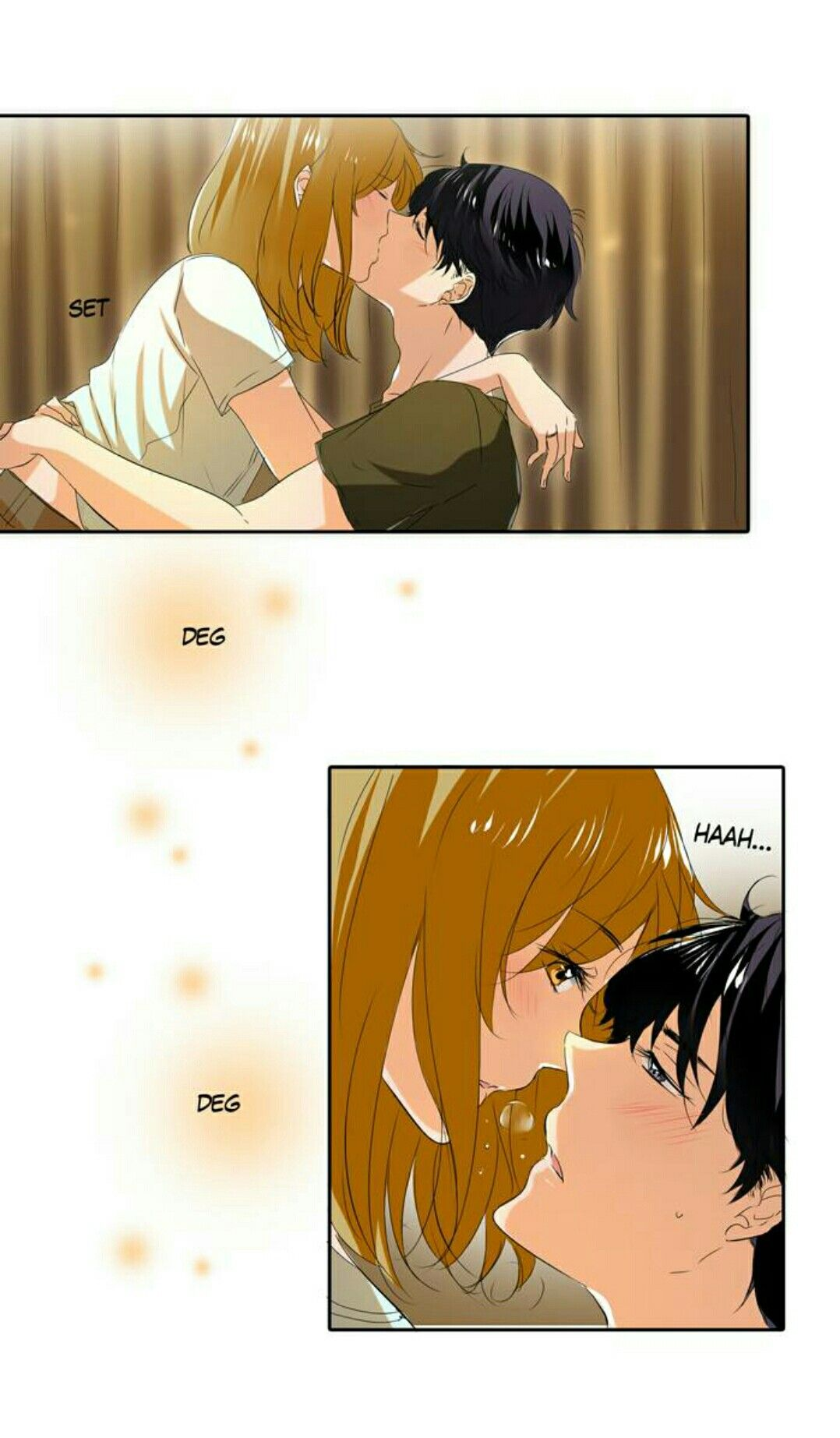 Pin di Anime/Webtoon Couple Pict
