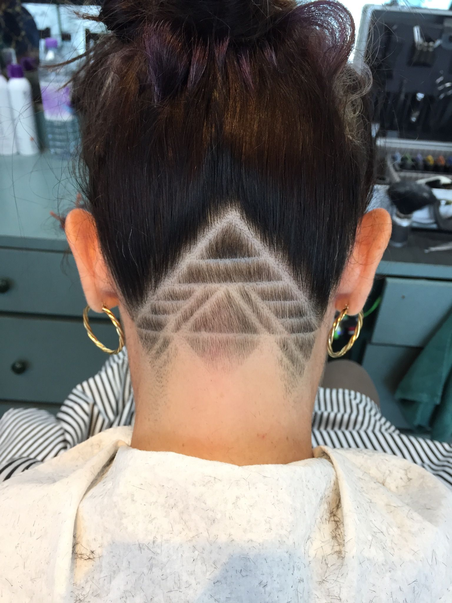 Undercut done by Anthony at Dodds!!