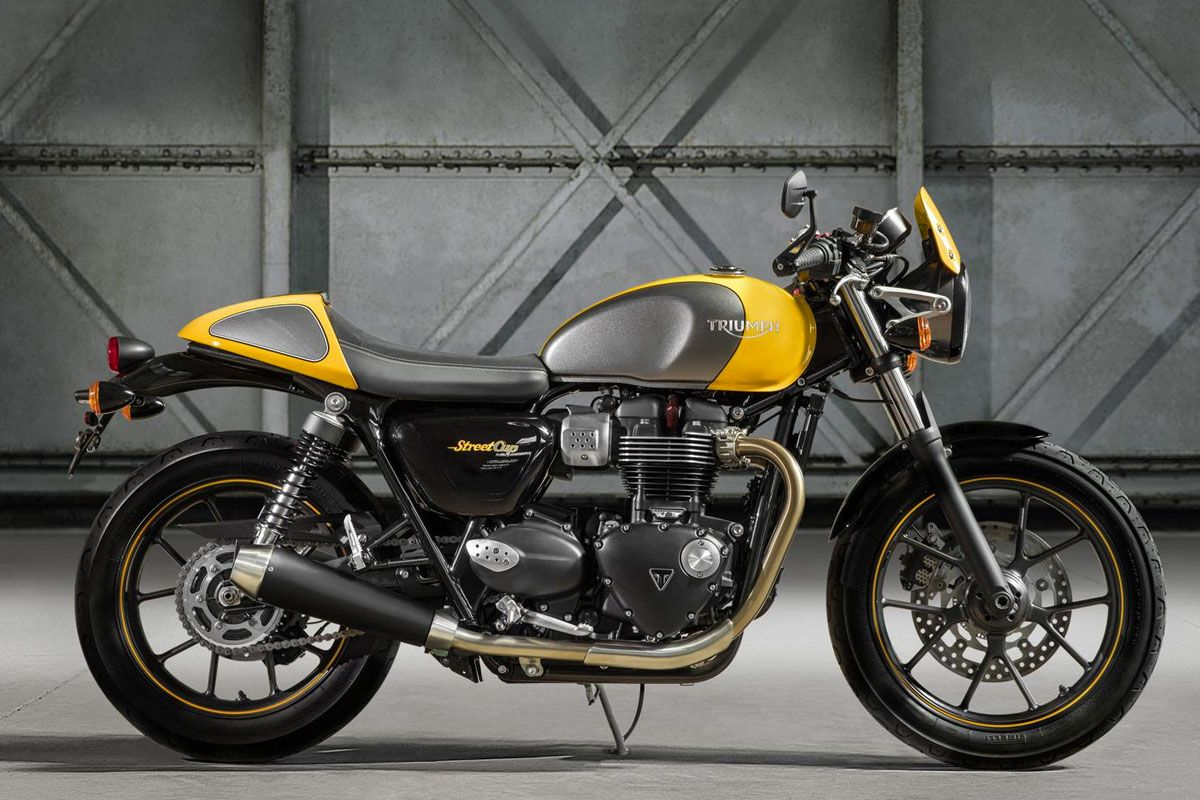 10 Off-The-Shelf Modern Cafe Racers | Motorcycles | Triumph