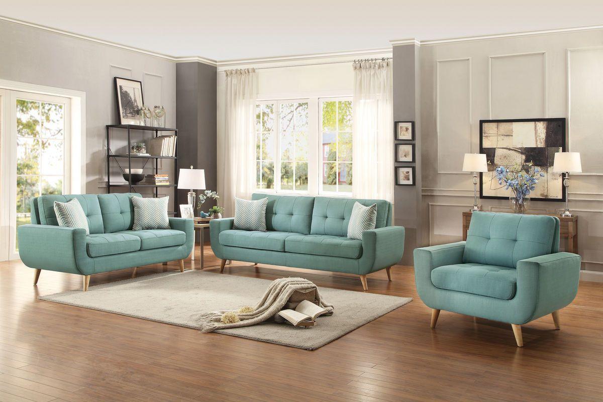 Home elegance deryn collection sofa tl for living