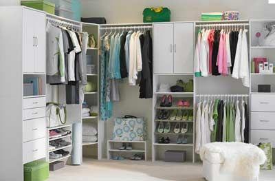 Modular Closet Organizers Organizing Systems
