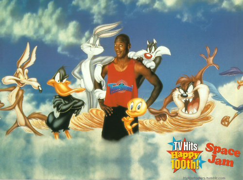 My90sposters Space Jam Looney Tunes The Good Old Days