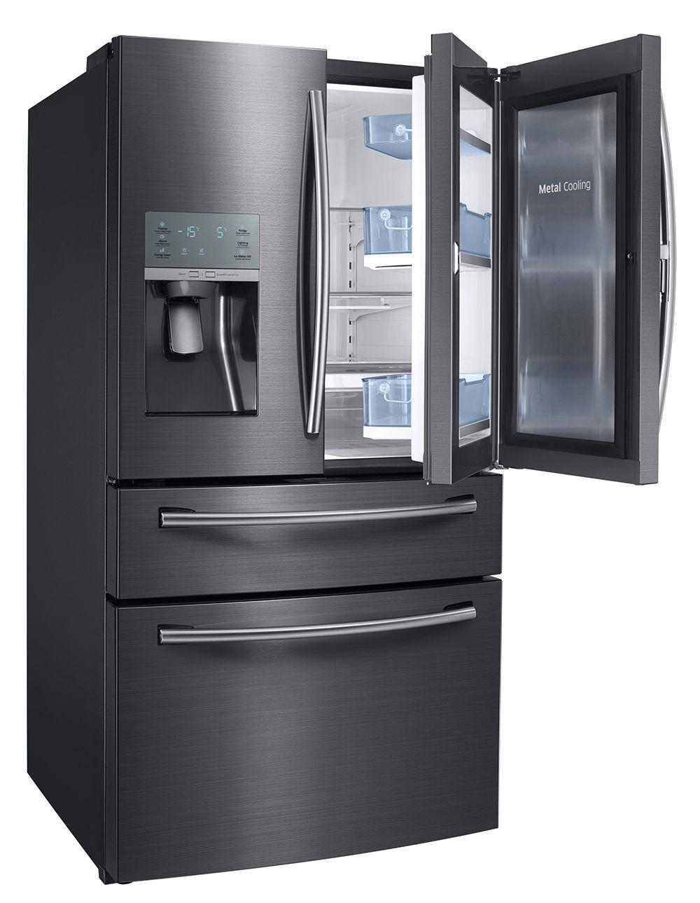 Samsung Appliance 36 Black Stainless Steel Series Energy Star