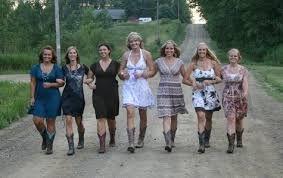 Cowboy Country Wedding Guest Attire Google Search Wedding Attire Guest Guest Attire Western Wedding
