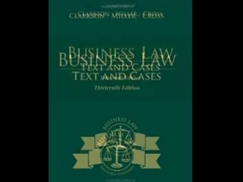 Business law 13th edition pdf ebook version clarkson miller pdf ebook version clarkson miller cross fandeluxe Images