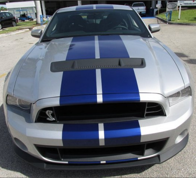 Ford : Mustang SHELBY GT500 *NEED FOR SPEED? *200+ MPH