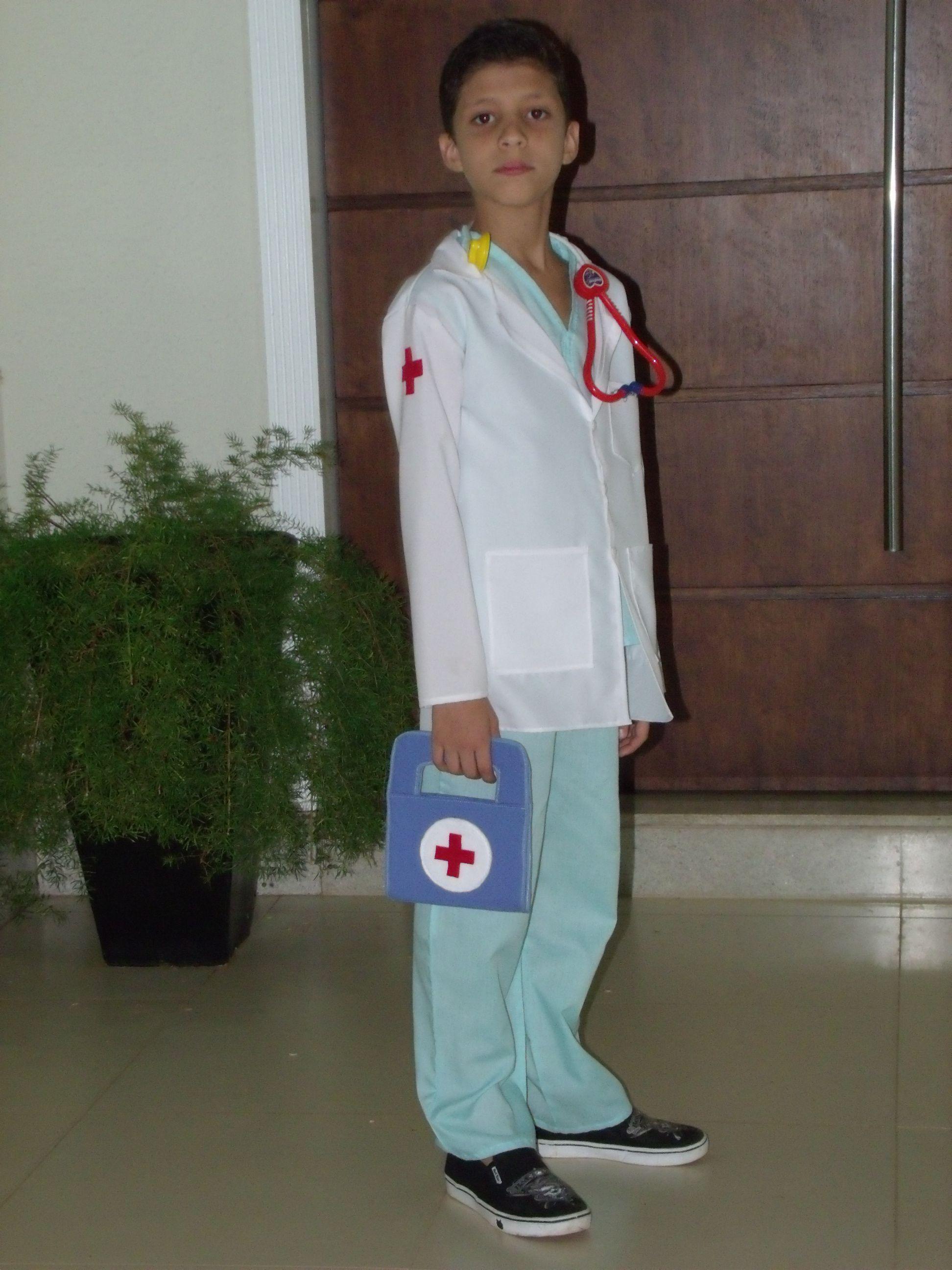 doctor costume kids