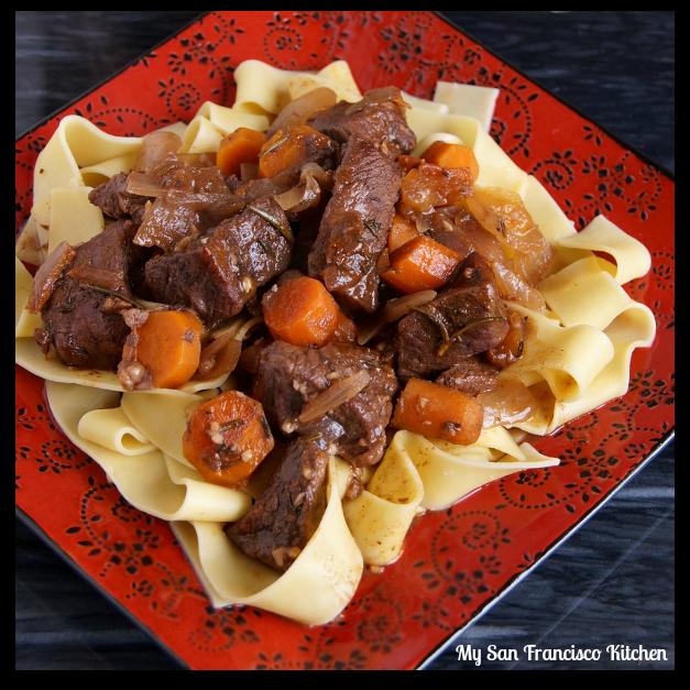 Beef Daube Provencal Recipe Recipes Beef Beef Recipes