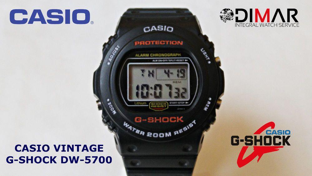 casio g-shock uhr 1987