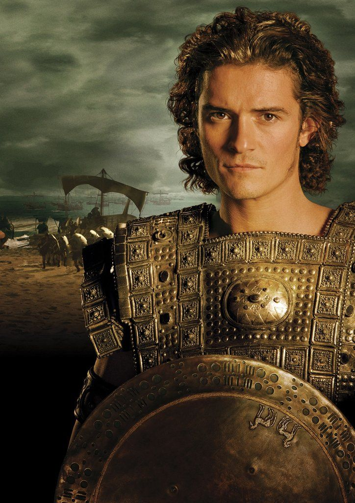 Troy Poster Troy movie, Orlando bloom, Movies online