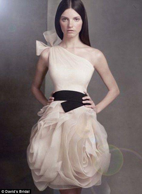 460750eb768 Vera Wang bridesmaid dresses from Gossip Girl s royal wedding go on ...