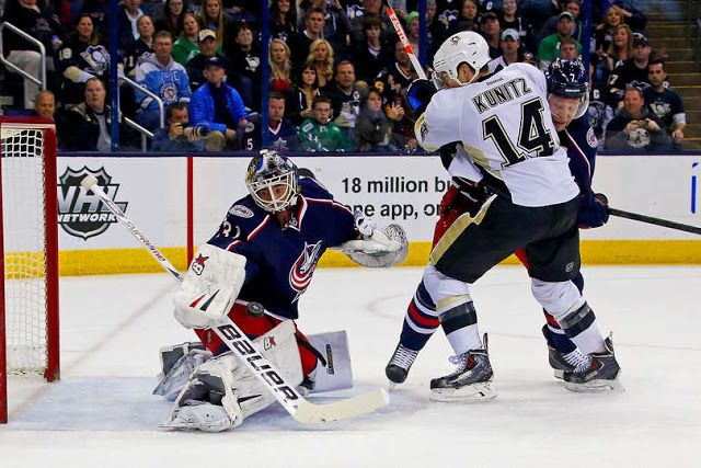 Columbus Blue Jackets vs Pittsburgh Penguins live stream NHL ...