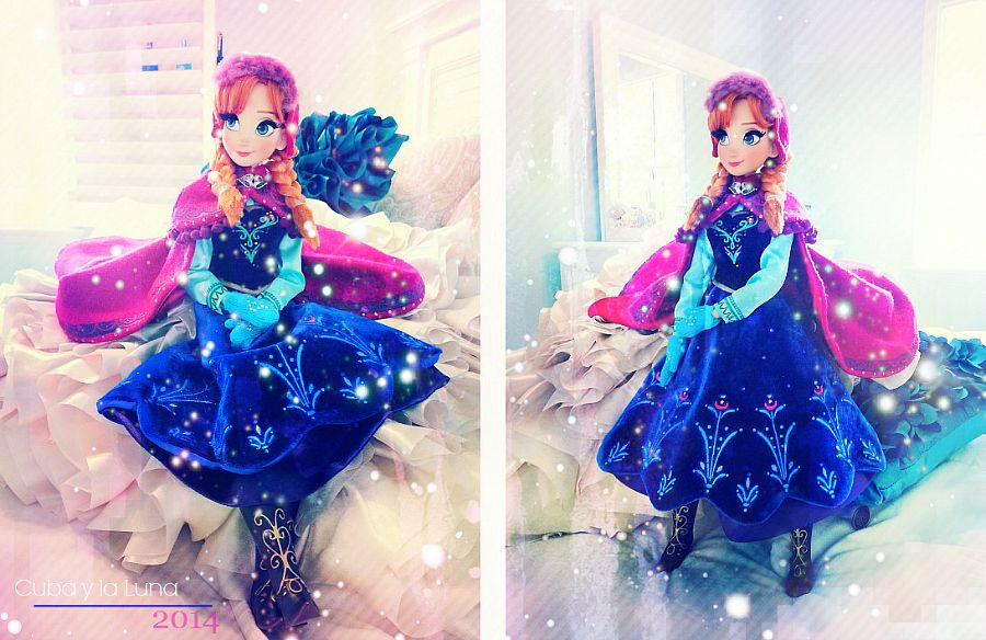 Princess Anna by CubaylaLuna on deviantART