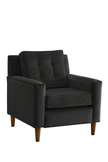 Arm Chair   Velvet Black By Bold Furniture For Small Spaces On @HauteLook