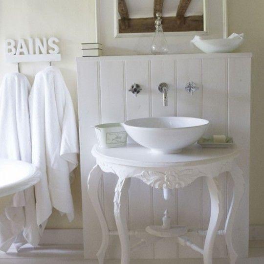 mobili bagno da sottolavello - cerca con google | shabby style ... - Fai Da Te Arredo Bagno