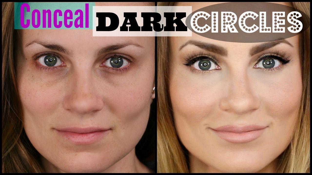 Video How To Cover Dark Under Eye Circles Makeup Routine Dark