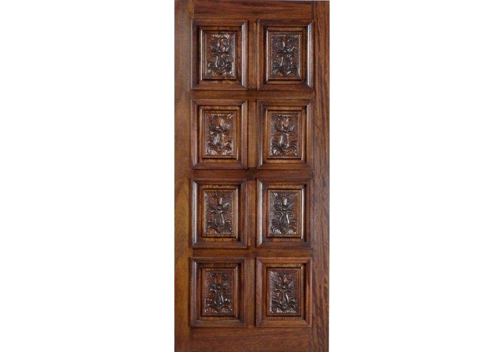 Mahogany Door 1 3 4 Montreal Mahogany Doors Carved Doors Exterior Entry Doors