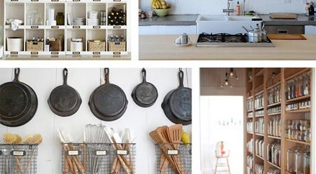 in the kitchen...collection of cool kitchen tips, design and ideas