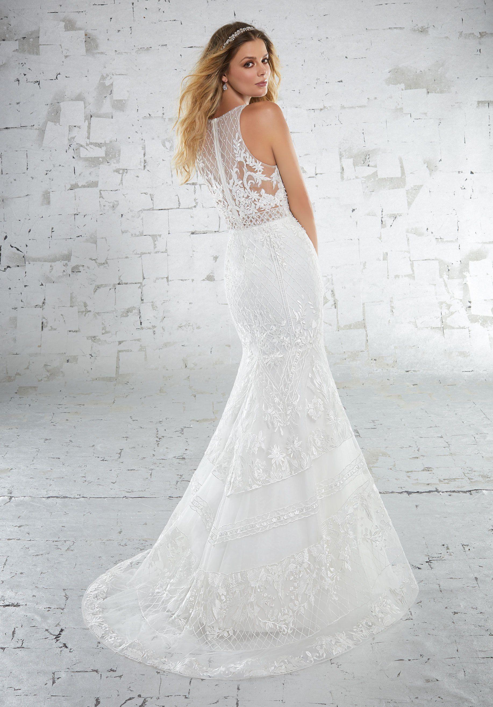 Voyage By Mori Lee 6884 Kristen Sample Sale Wedding Dress Size 12 Bridal Wedding Dresses Wedding Dresses For Sale Size 12 Wedding Dress