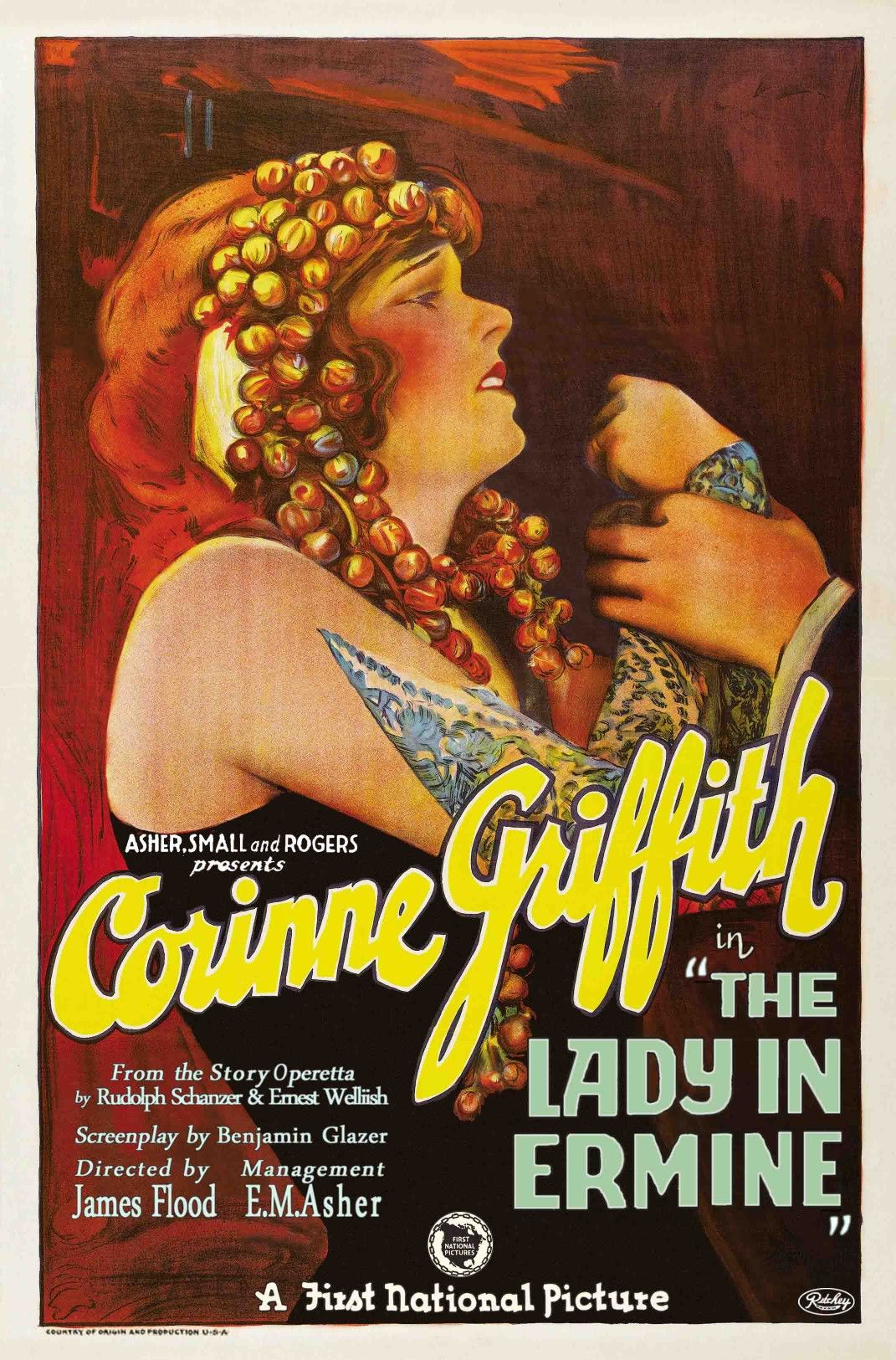 Watch The Lady in Ermine Full-Movie Streaming