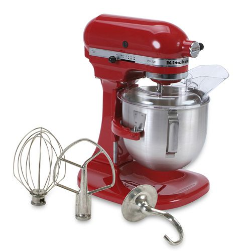 Empire Red Kitchenaid Pro 500 5 Quart Stand Mixer All About