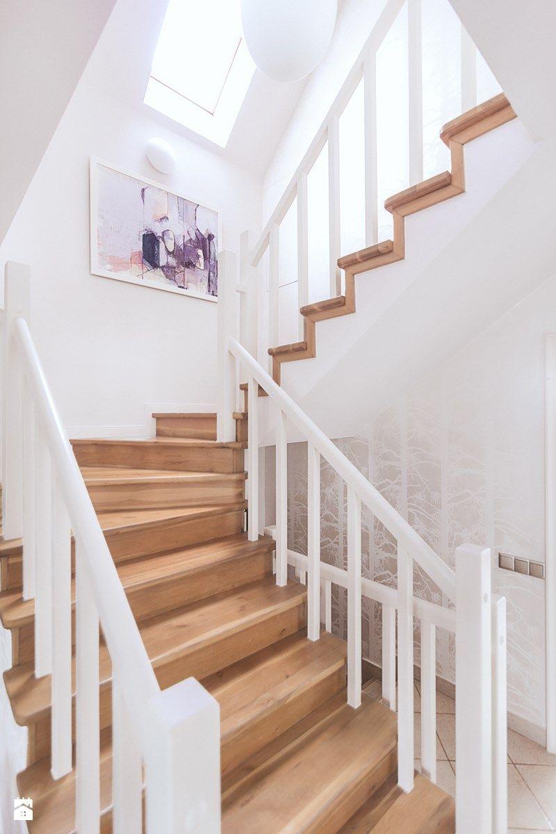 Poważnie Dom jednorodzinny - Metamorfoza - Średnie wąskie schody zabiegowe EU34