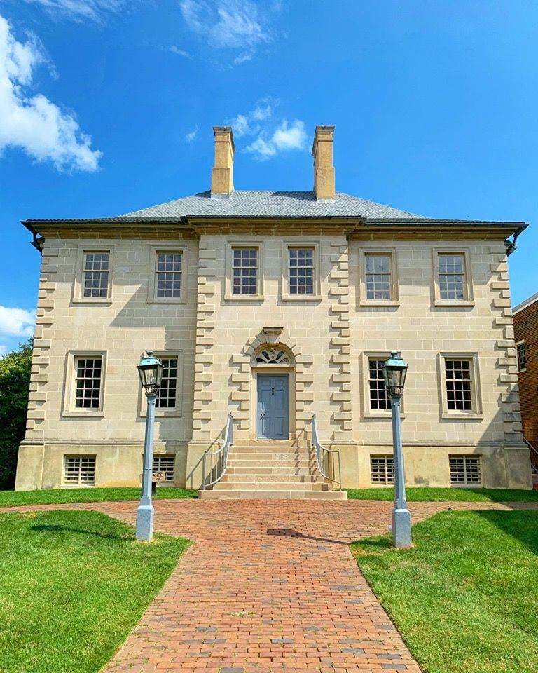 Carlyle House Alexandria Virginia 1753 With Images Virginia