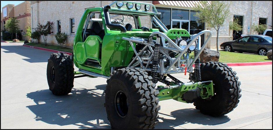 Rock Crawlers 4x4 : Insane custom rock crawler video s car wants