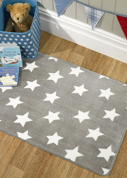 grey star shaped rug - Google Search | Baby Boy Ford! | Pinterest