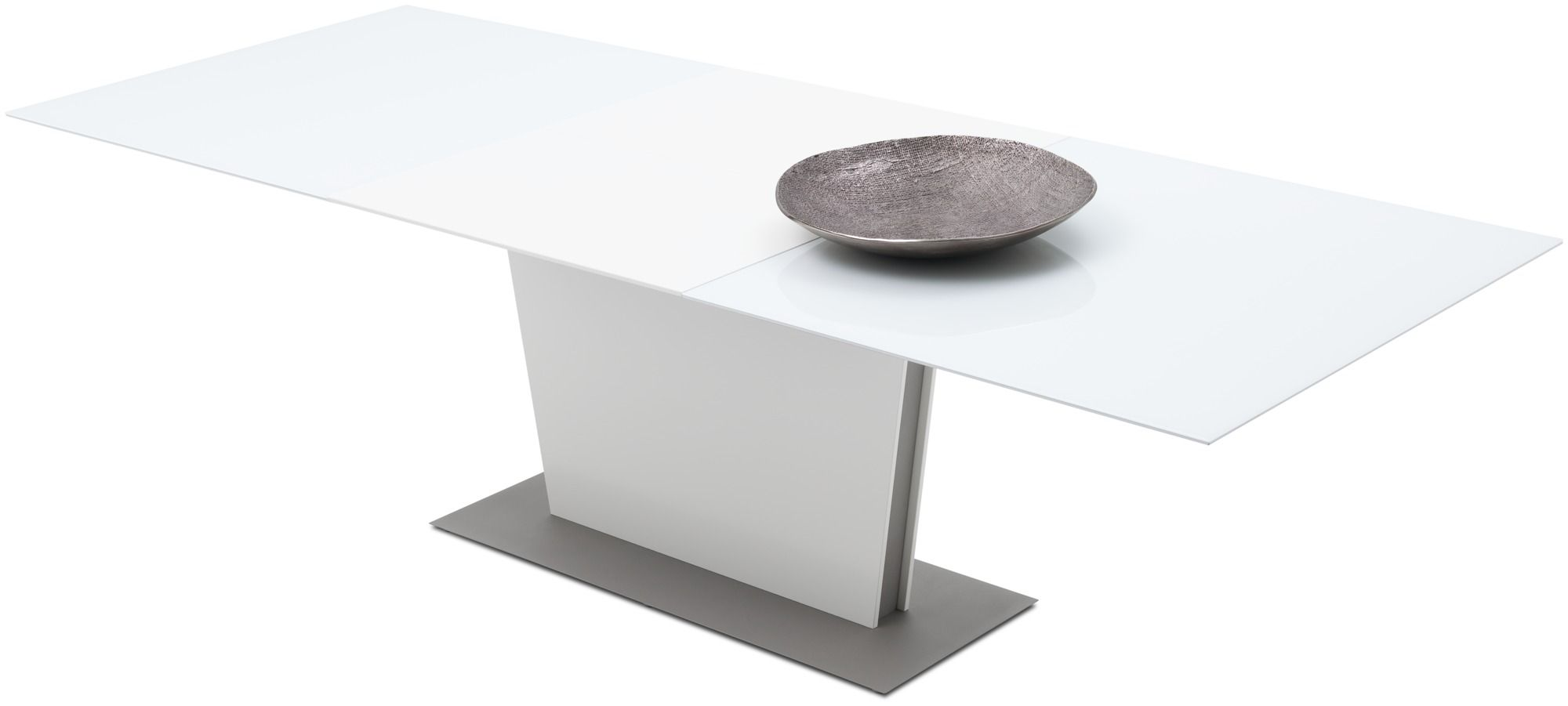 Modern extendable dining tables modern extension tables for Boconcept dining table