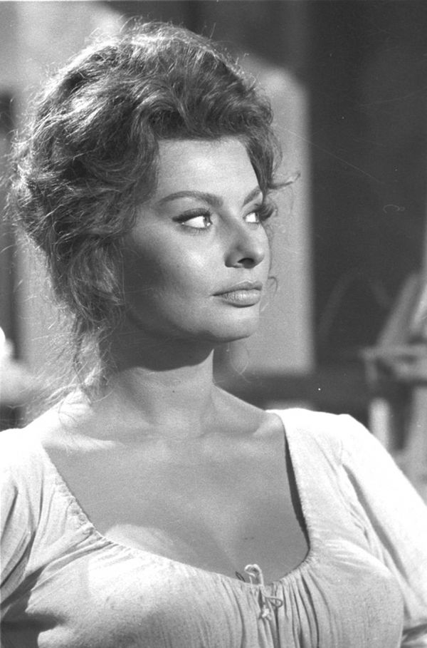 Sophia Loren DIEULOIS