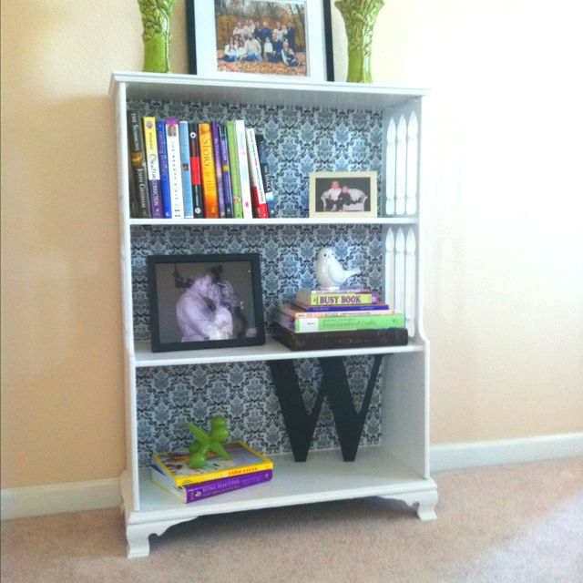 pinterest painted bookshelves likewise - photo #8