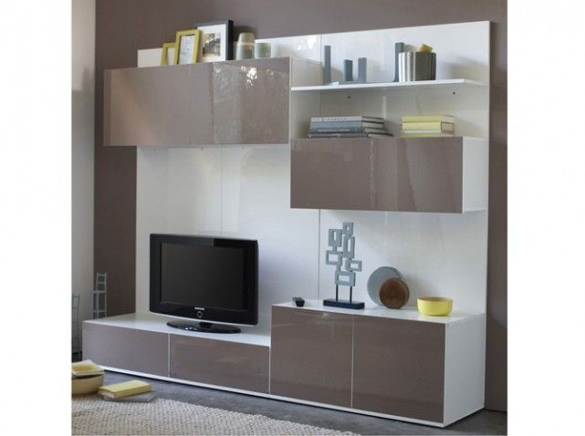 combinaison meuble tv 3 suisses | HOME-salon | Pinterest | Meuble ...