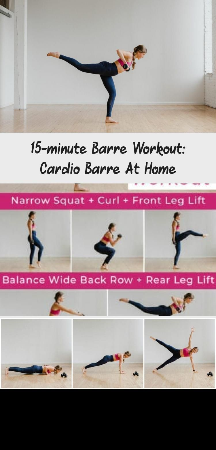 15-Minute Barre Workout: Cardio Barre At Home | barre | barre workout | 20 minut...  - #cardiobarre 15-Minute Barre Workout: Cardio Barre At Home | barre | barre workout | 20 minut...  - #cardiobarre
