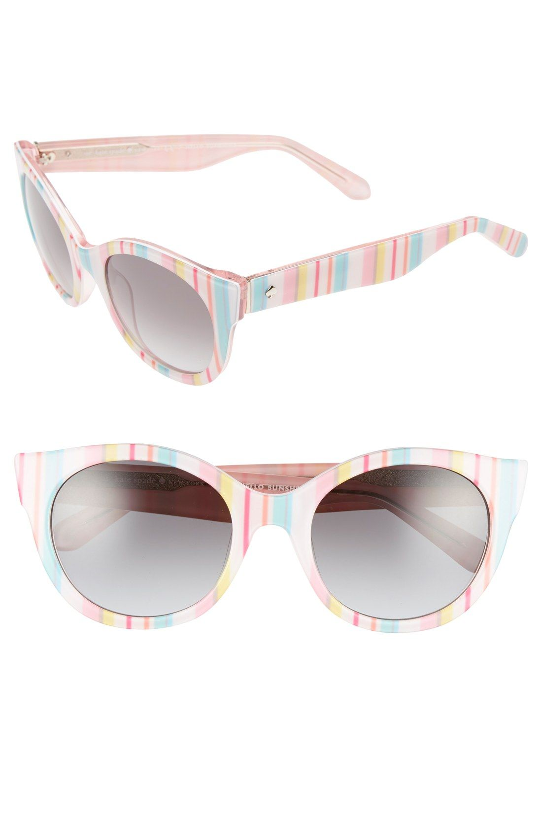 59f3b6b297f5 kate spade new york 'melly' 53mm sunglasses   This is why my closet ...