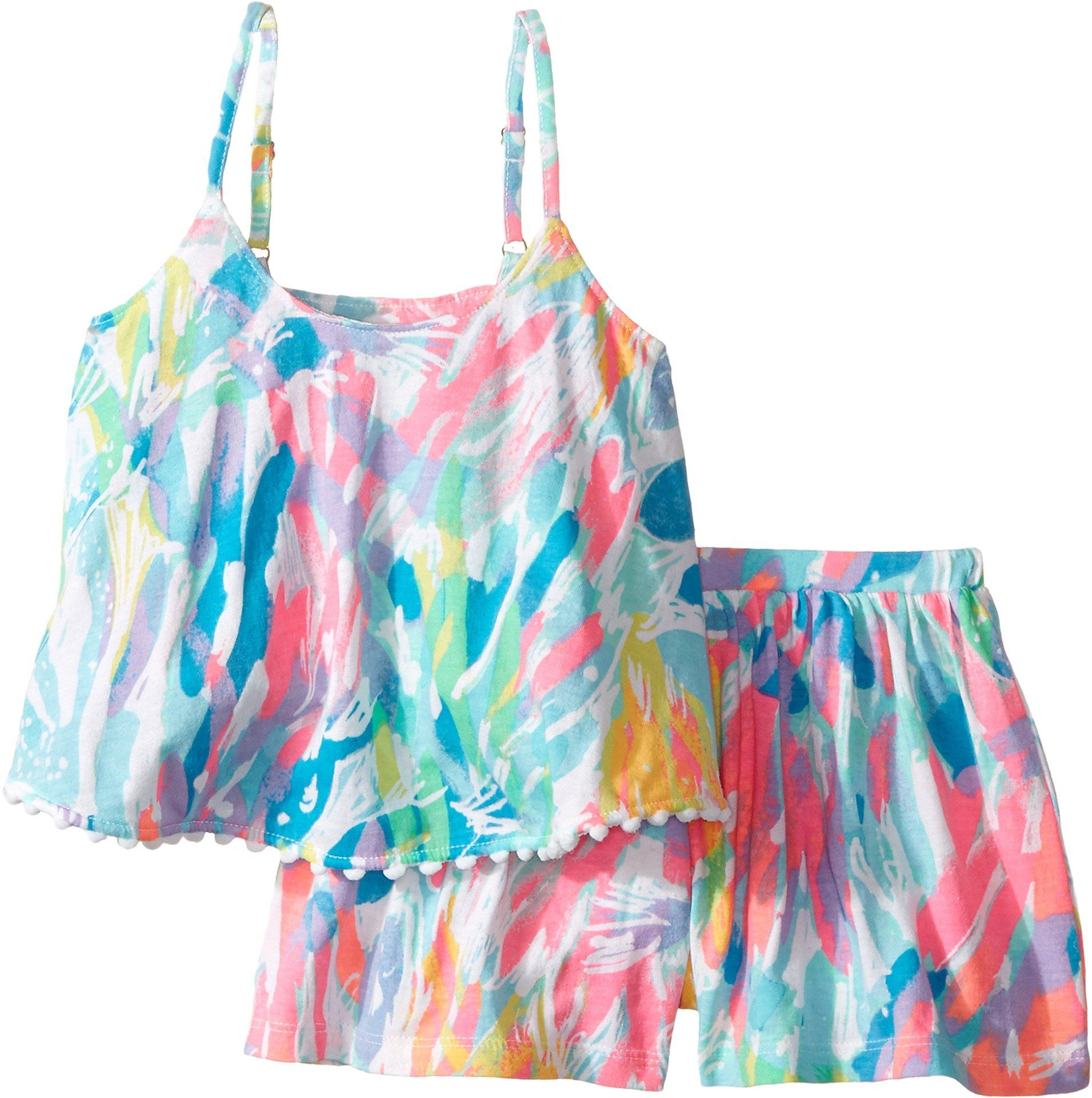Lilly Pulitzer Kids Baby Girl s Mini Franni Set Toddler Little Kids
