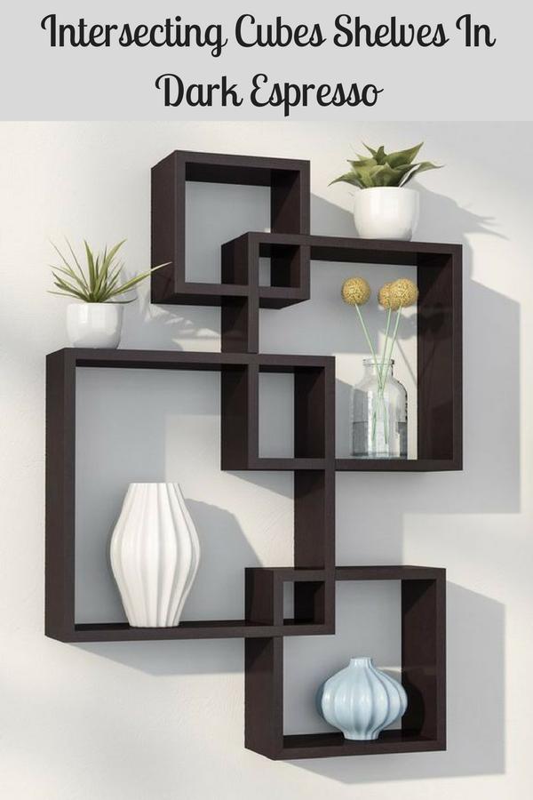 Modern Simple Home Decor I Need A Simple Shelves For The Living Room And This Is Perfect I Idee Arredamento Entrata Mensole Decorative Mobili Da Arredamento
