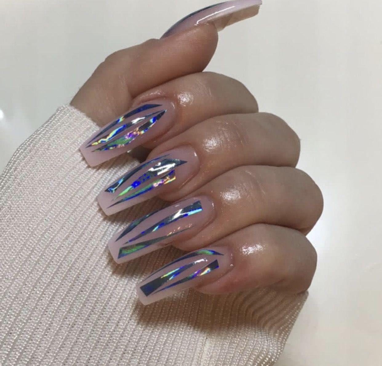 Pinterest wavvyyy nails pinterest nail nail makeup and