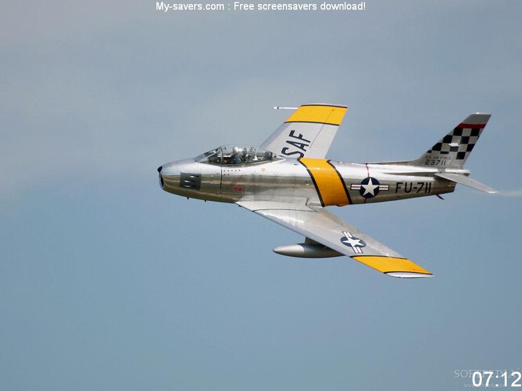 military aircraft   military aircraft screensaver screenshot 1