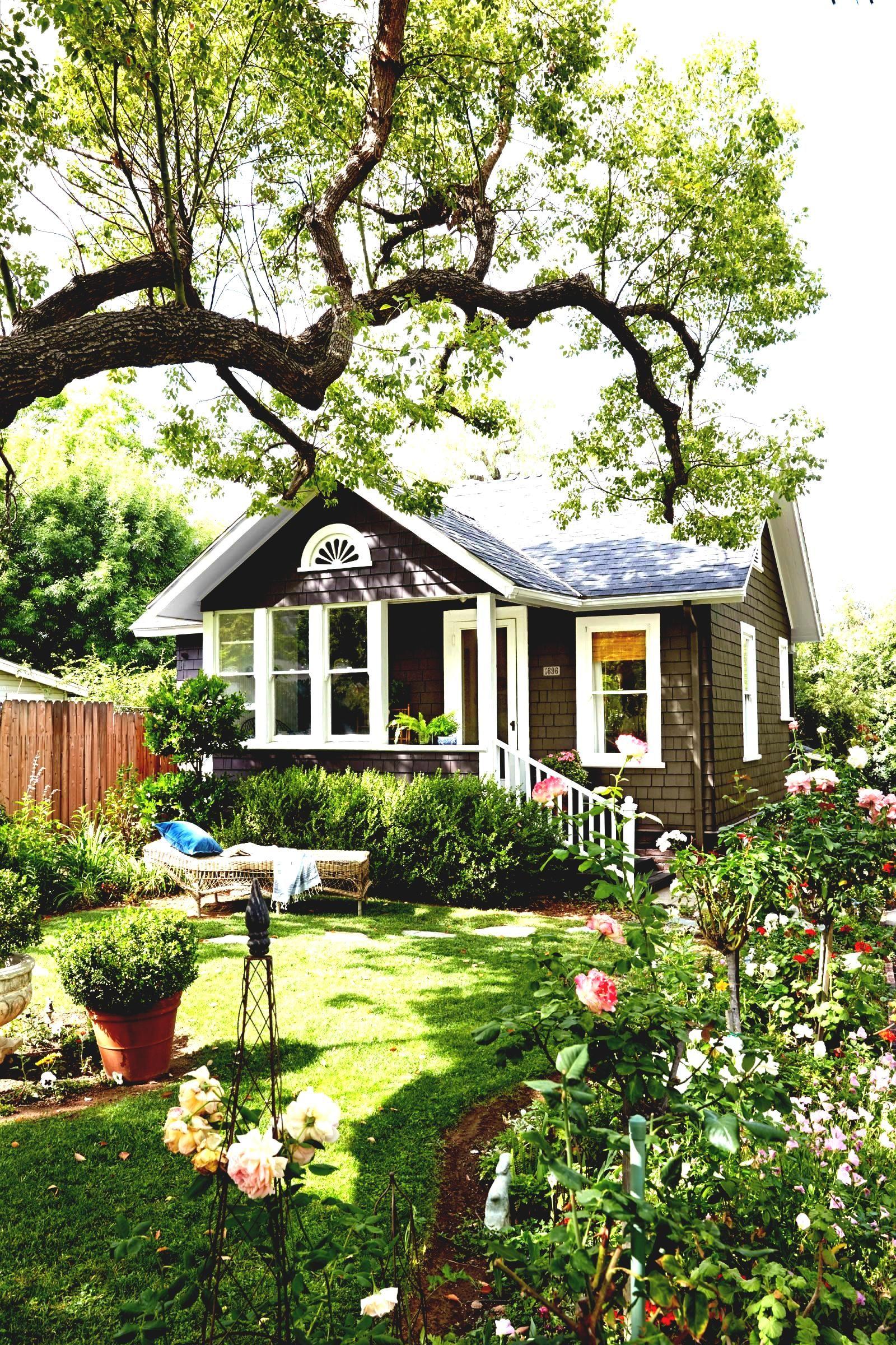 Schones Kleines Haus Garten Ideen Genial Gartendeko Little Home