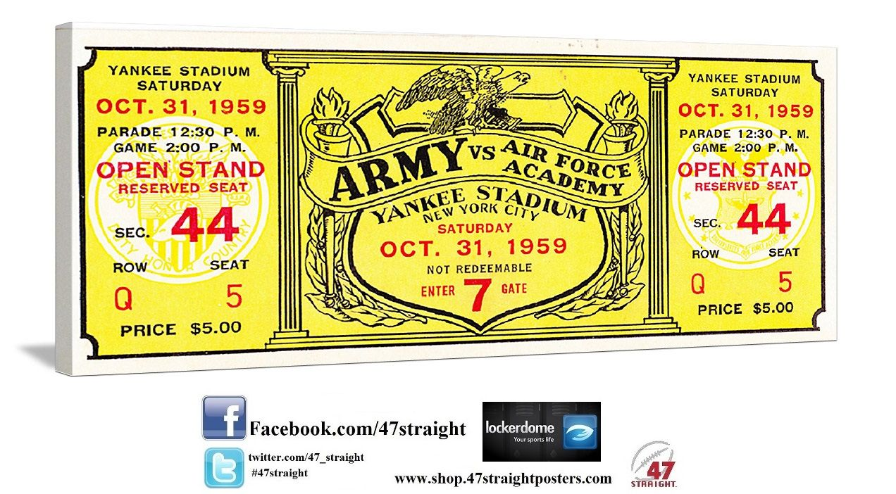 Football gifts. Father's Day sports gifts! First Army vs