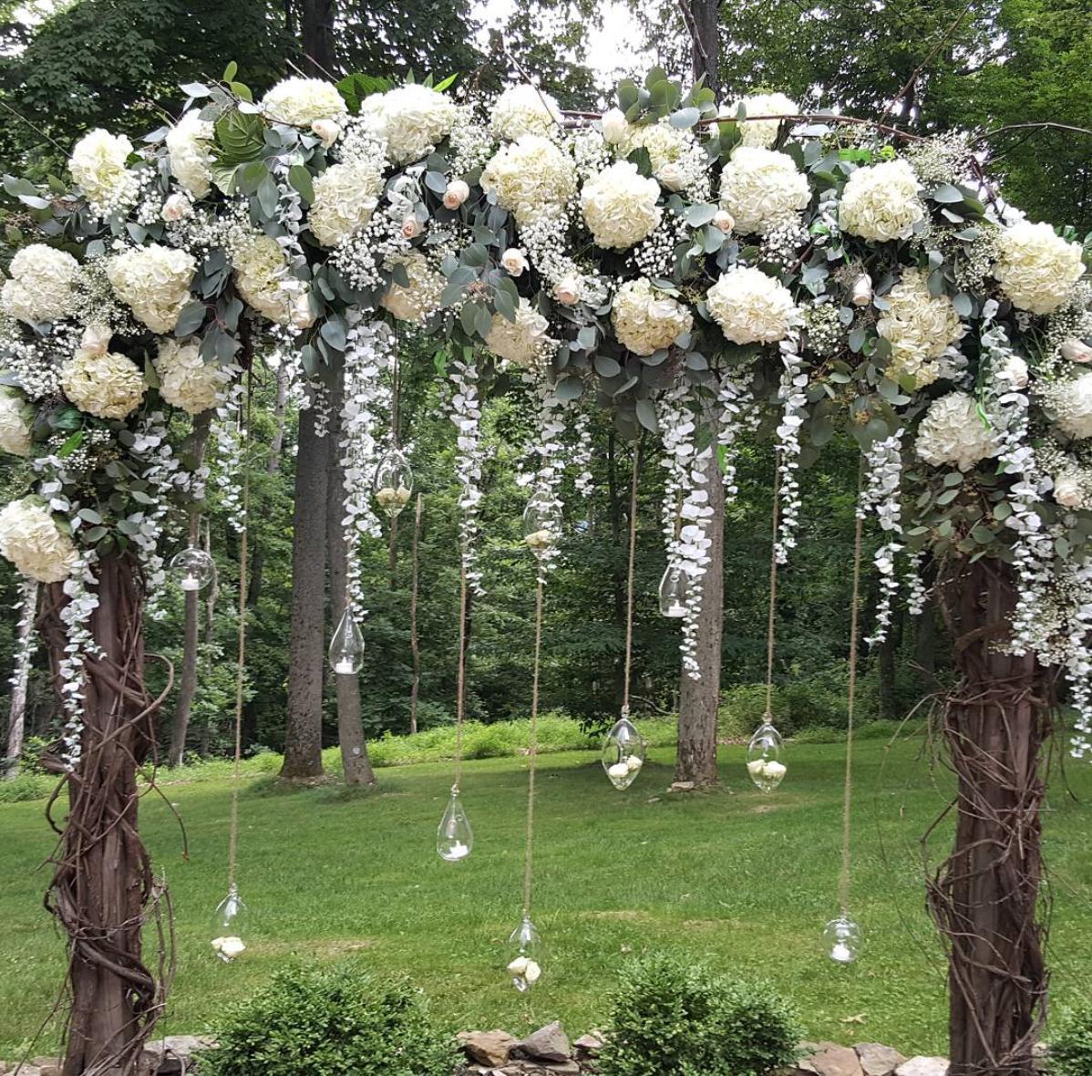 Outdoor Rustic Wedding Venue