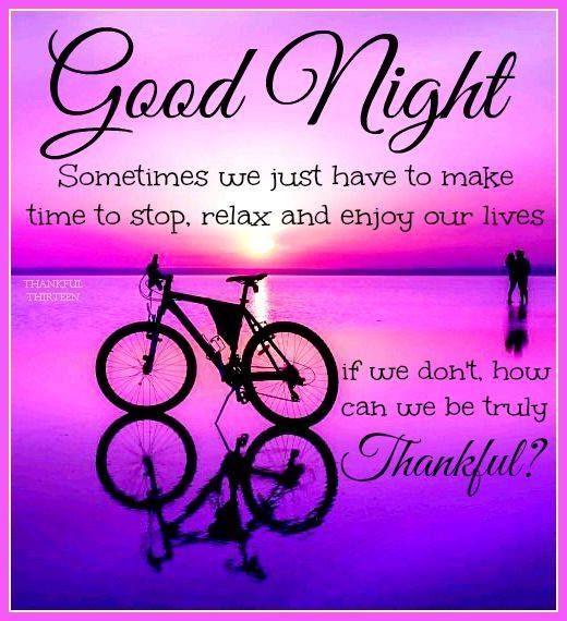 Goodnight Relax And Enjoy Life goodnight good night goodnight quotes  goodnight quote goo… | Good night quotes, Inspirational good night  messages, Good night friends