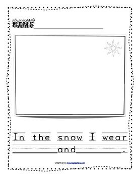 What I Wear In The Snow Writing Brrr It S Cold Pinterest