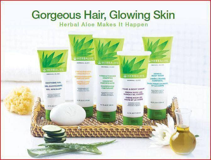 Once you use these products you won't go back to anything else. The conditioner is amazing. Contact me at www.goherbalife.com/sjpalmer-ok or my FB.