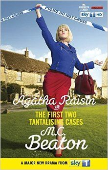Pin By Thea Whirlwindhorse On British Tv Series Agatha Raisin