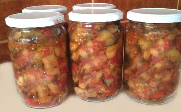 Konserve şeftali salatası: tarifler
